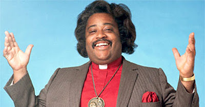 Al Sharpton in his younger days