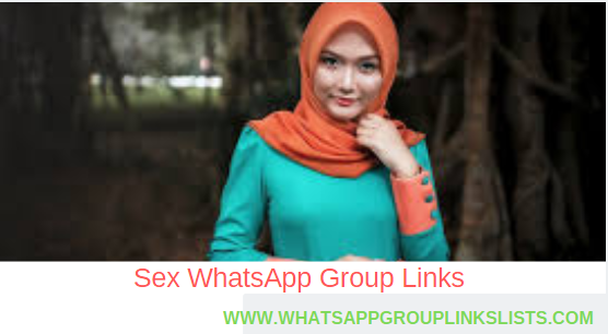 Join Sex WhatsApp Group Links List