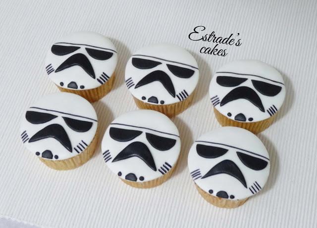 cupcakes de Star Wars 2