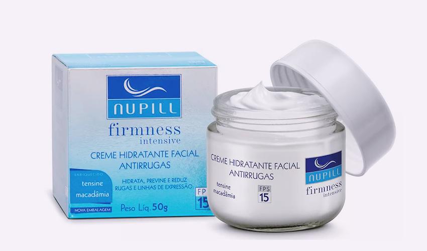 Nupill Creme Antirrugas Firmness Intensive Facial