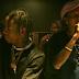 Wiz Khalifa e Travi$ Scott estiveram trabalhando juntos
