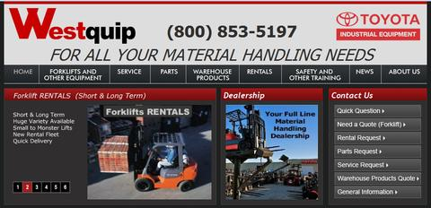 Used Toyota Forklifts in Illinois