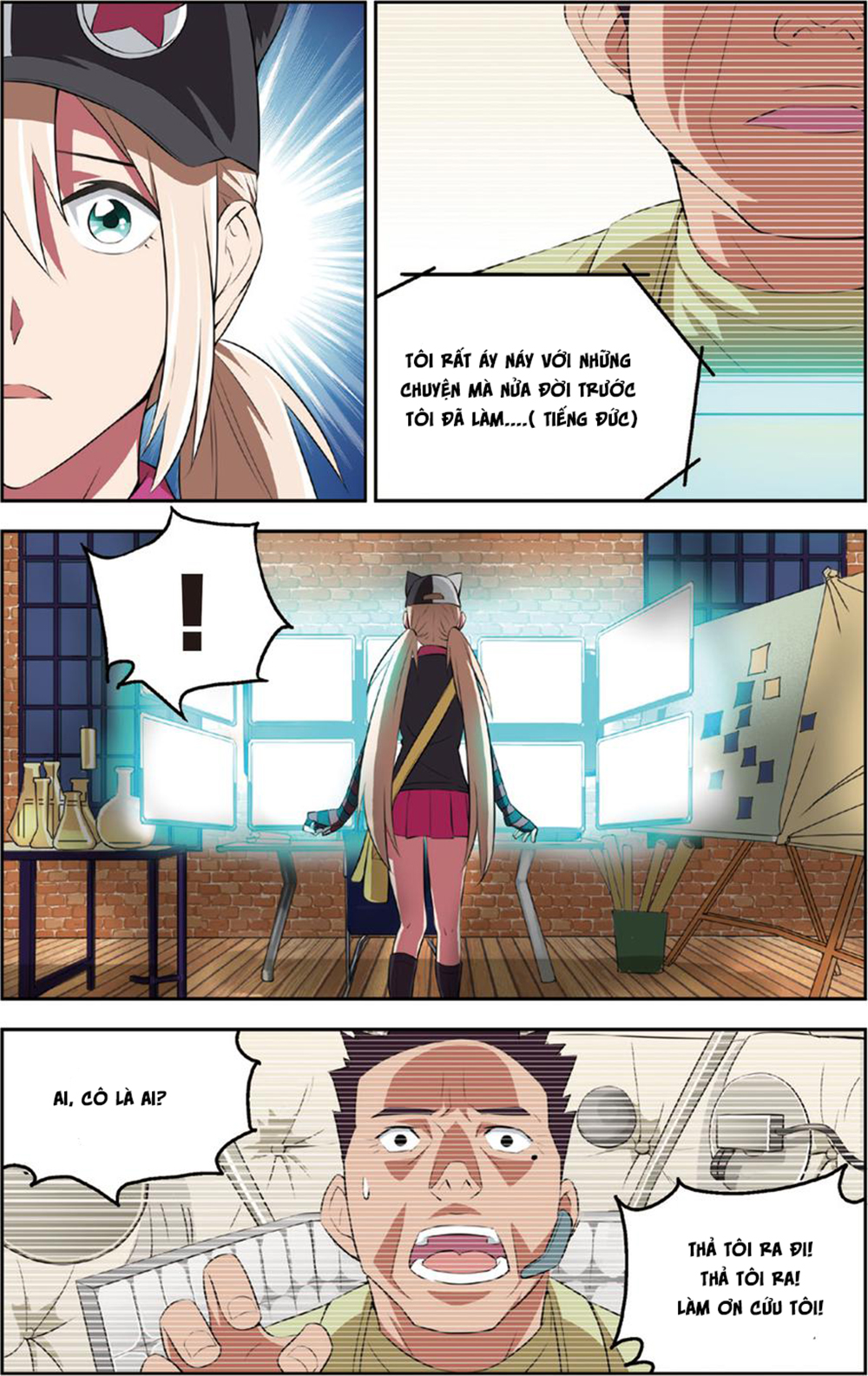 Thiên Tài J – Chap 25