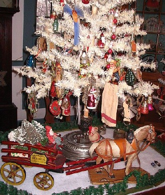 Hometraditions Com Antique Christmas In Wisconsin A
