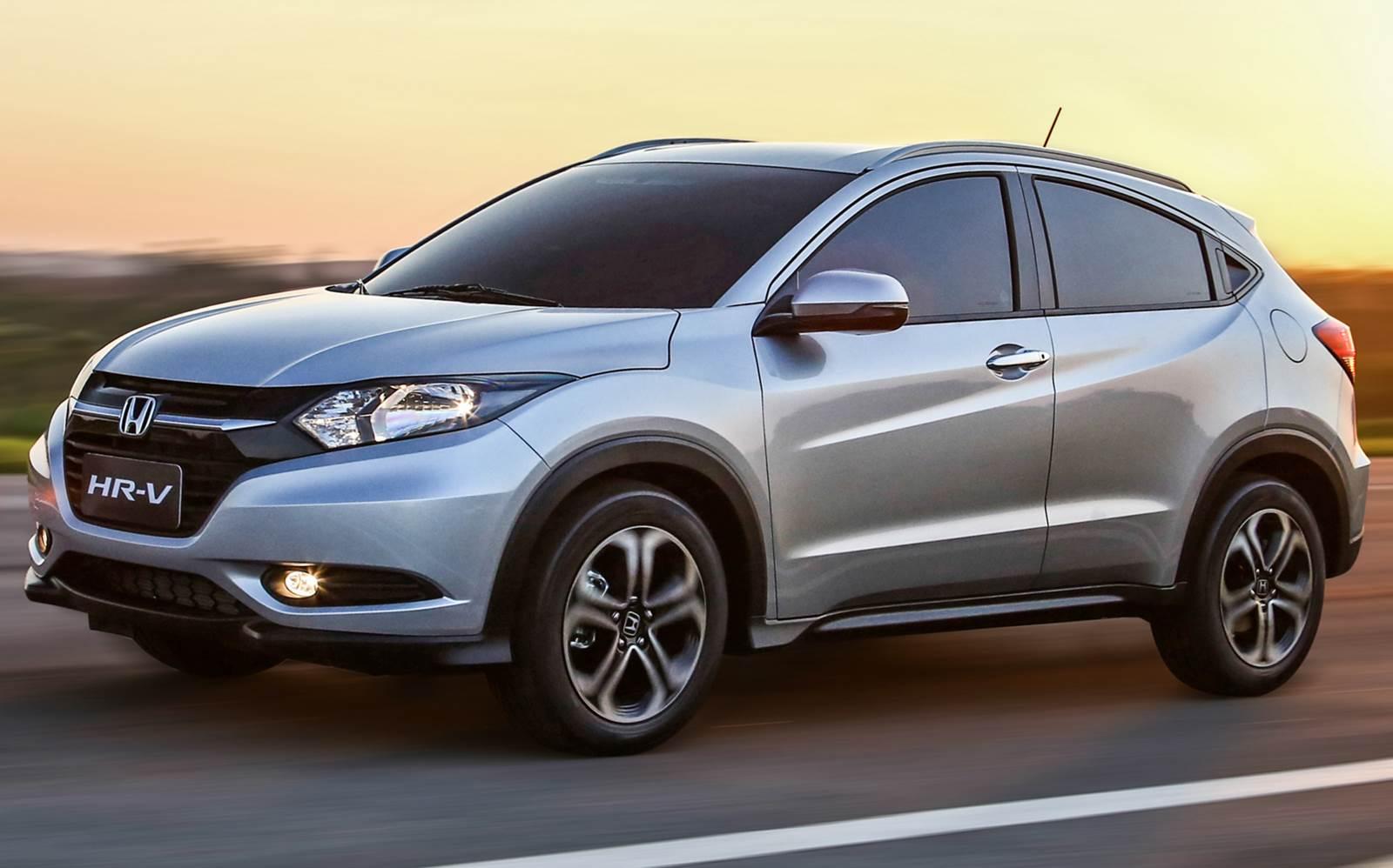 Honda HR-V no nanking de carros mais vendidos do Brasil