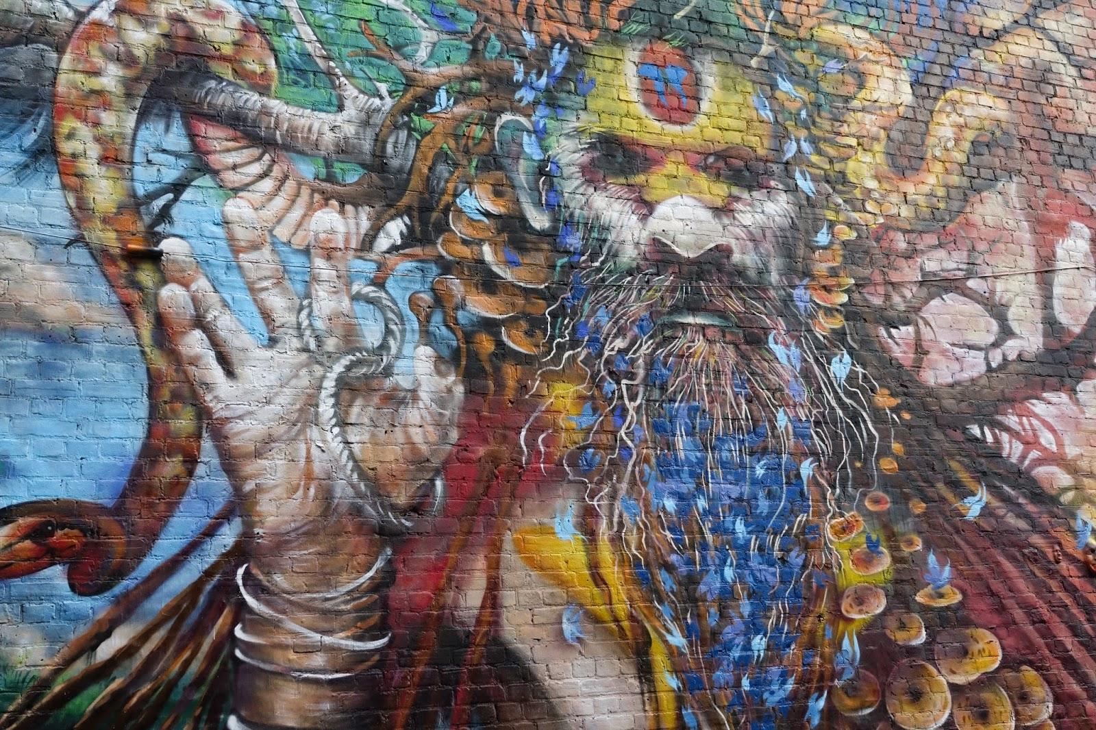 London Amazing Graffiti Of Brick Lane Shoreditch Anset2000 Blog