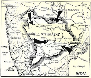 hyderabad state map