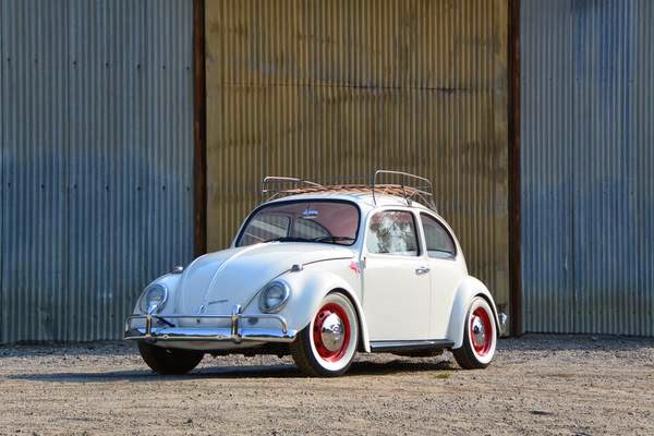 1967 Volkswagen Beetle Fully Restored
