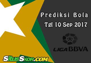 Prediksi Skor Villarreal vs Real Betis Tanggal 10 September 2017