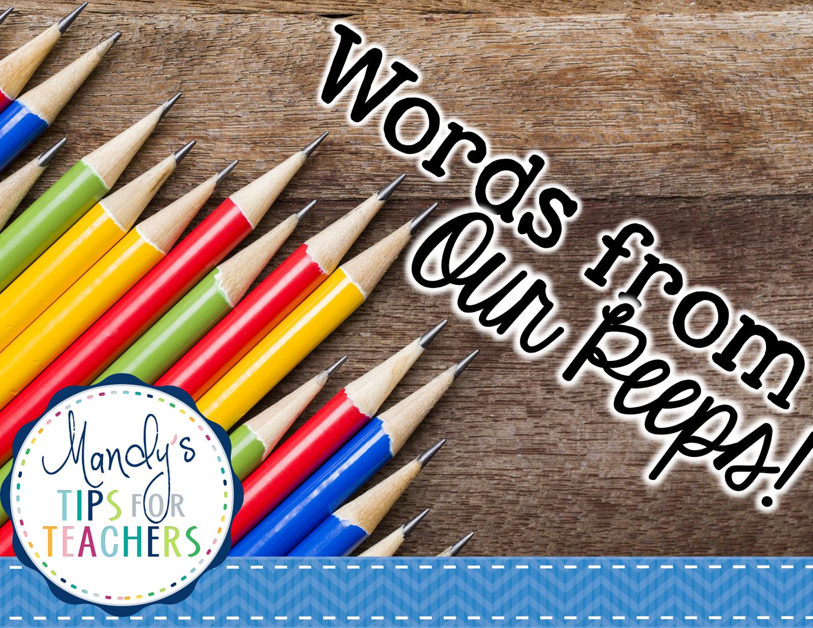 pencil problems mandy s tips for teachers