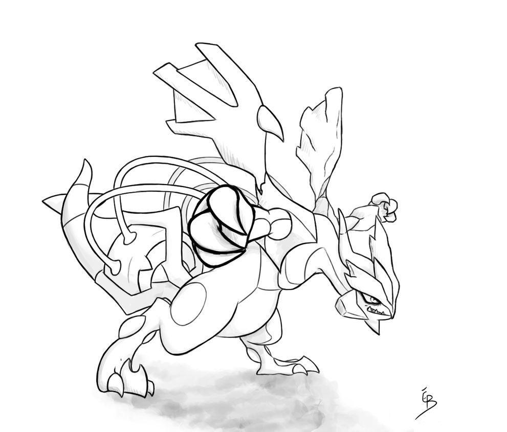 pokemon noir et blanc legendaire