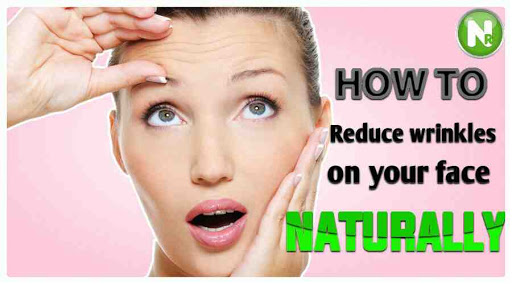 How to reduce wrinkles on your face naturally