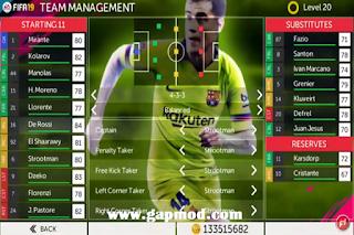 FTS Mod FIFA 19 HD