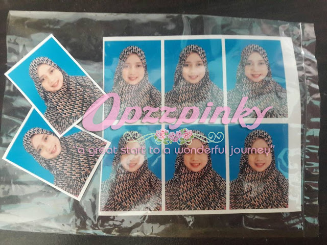 Cara Jimat Buat Gambar Passport Dengan Hanya RM1
