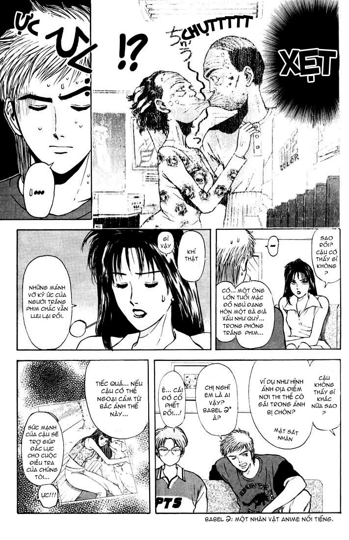 Psychometrer Eiji chapter 57 trang 4