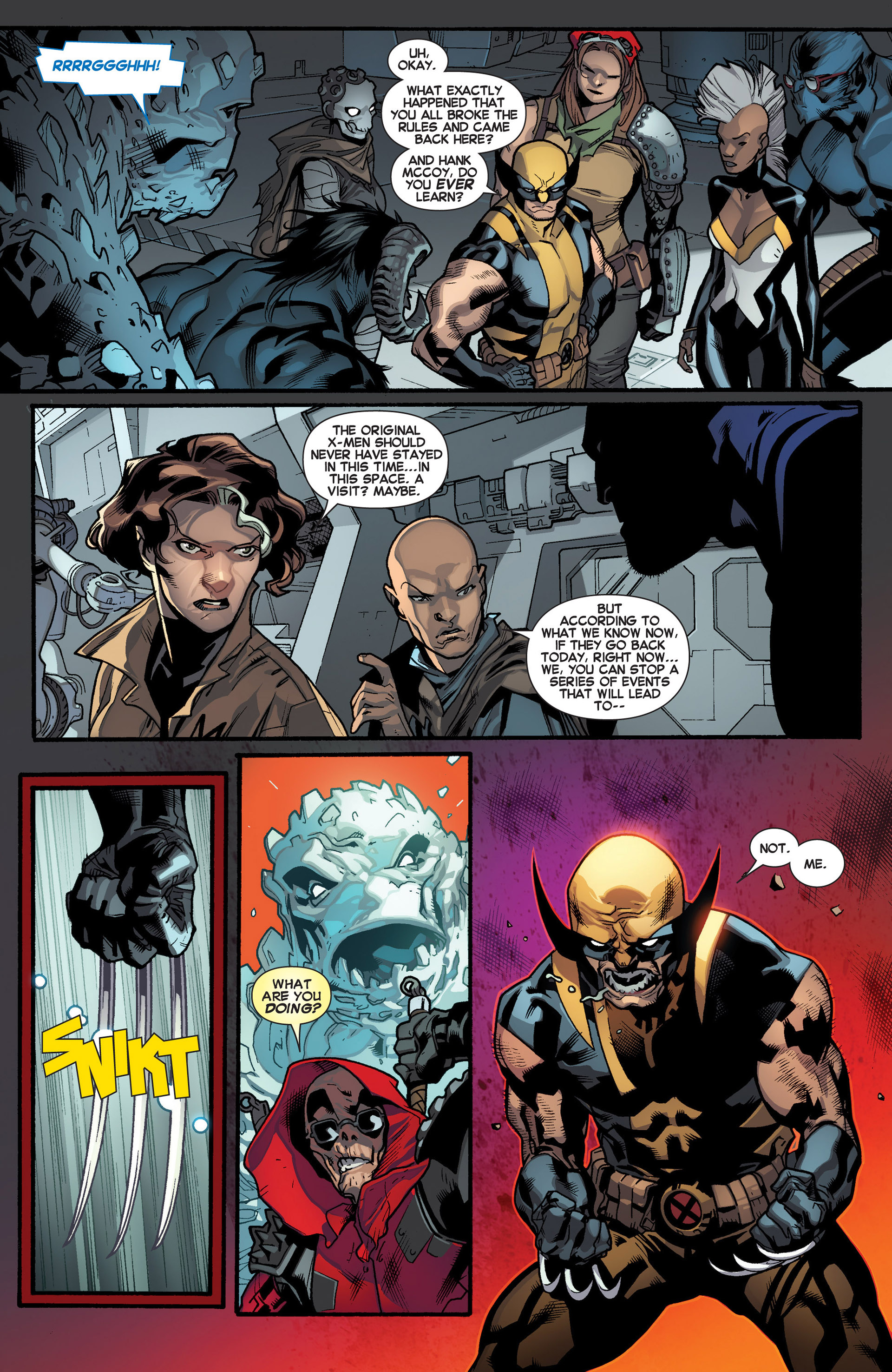 Read online All-New X-Men (2013) comic -  Issue #16 - 7