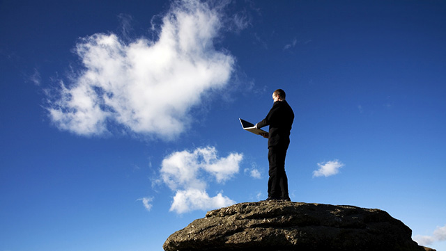 8 Reasons Why Your Business Needs To Get It's Head In The Cloud