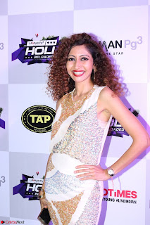 Pre Celetion Of India Premiere Edm Holi Festival With Many Bollywood Celebrities   9th March 2017 006.JPG