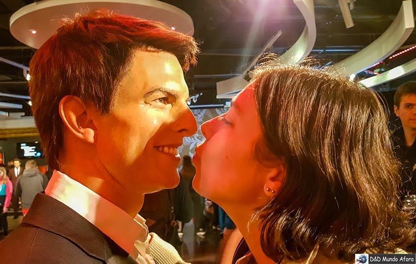 Tom Cruise - Madame Tussauds: Como visitar o museu de cera de Londres