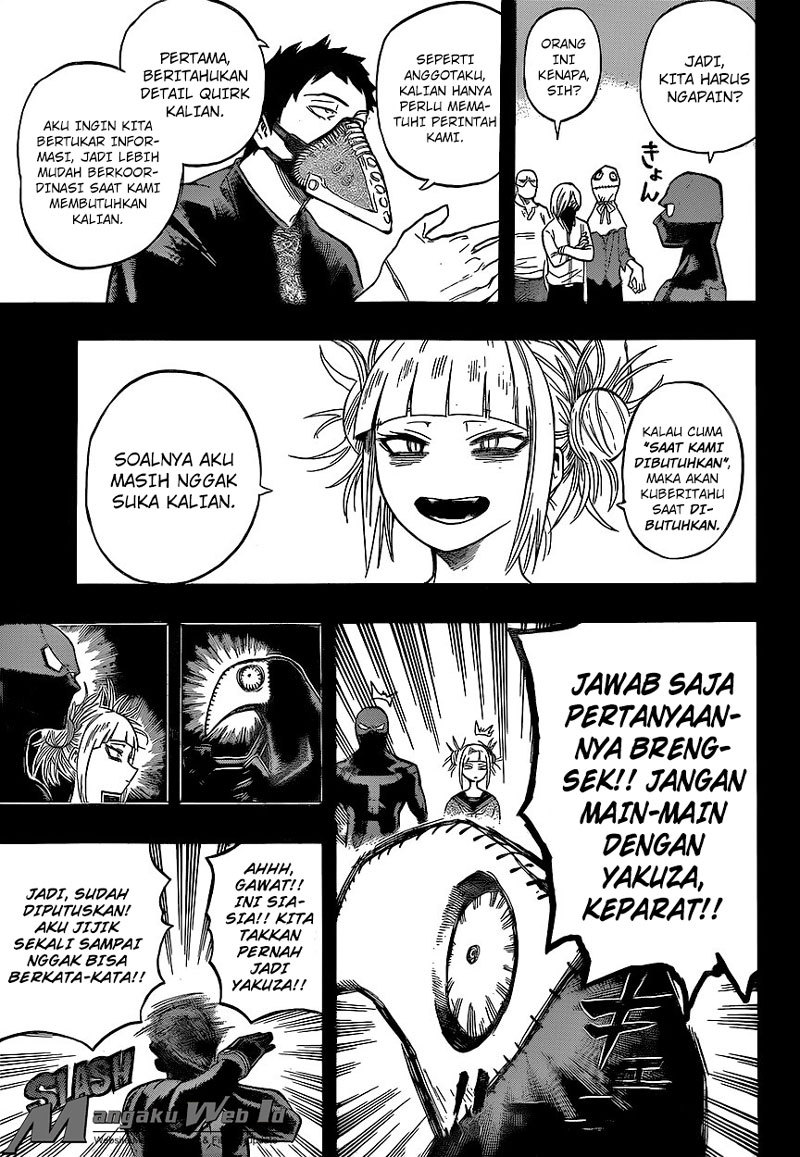 Boku No Hero Academia Chapter 149-4