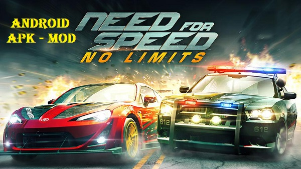 Download NFS No Limits 2.3.6 Mod Apk Unlimited Gold