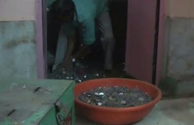Ajmer, Pushkar, Brahma Temple, Coins, Sompuri Maharaj