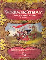 World of Greyhawk campaign setting