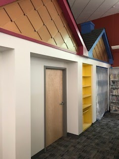 Quince Orchard Library Discovery Room