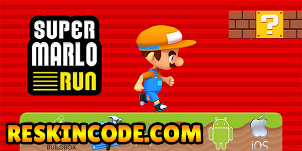 Super Marlo Run Admob Android Codecanyon