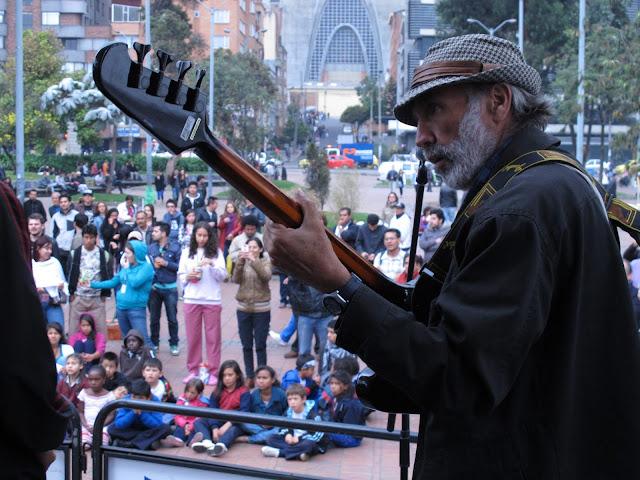 Director Musical de Son Callejero