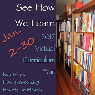 2017 Virtual Curriculum Fair starts Jan. 2nd!