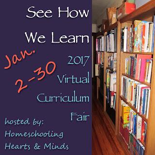 2017 Virtual Curriculum Fair starts Jan. 2nd!