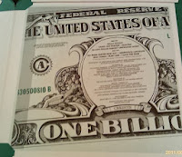 Billion Dollar Bill