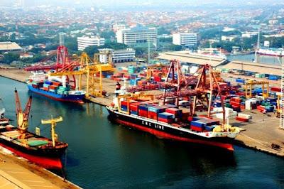 Pengertian Pelabuhan internasional,nasional,regional dan lokal