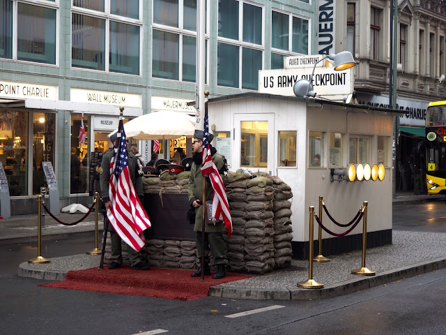 Checkpoint Charlie, Berlin, Germany