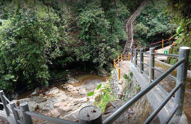 Tempat Wisata Batu Mapar Galunggung di Tasikmalaya
