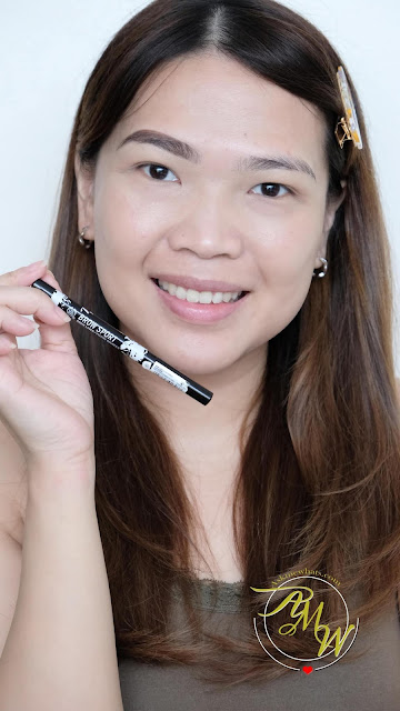a photo of The Body Shop Brow Sport Brow Liner Review