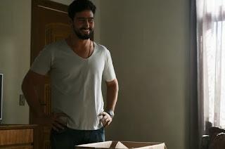 Jamil em cena da novela Órfãos da Terra (Foto: Reprodução)
