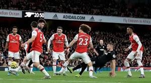 ارسنال يسقط من جديد بالخساره من امام فريق برايتون بهدفين لهدف في الدوري الانجليزي