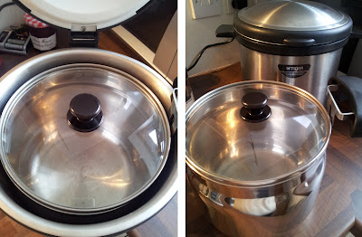 vacuum cooker, thermal cooker