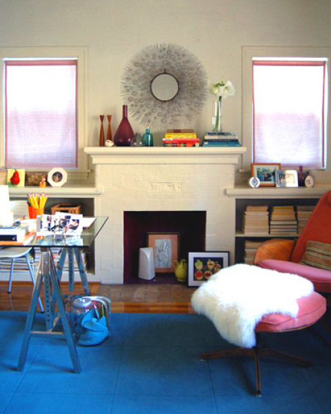 Home Office Craft Room Ideas: Home Offices And Craft Rooms Part II