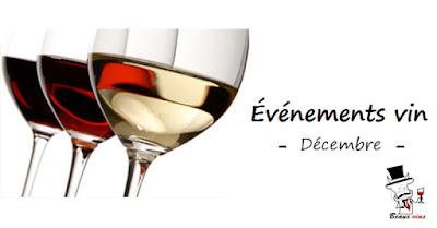 blog vin Beaux-Vins événement sortie salon œnologie dégustation décembre