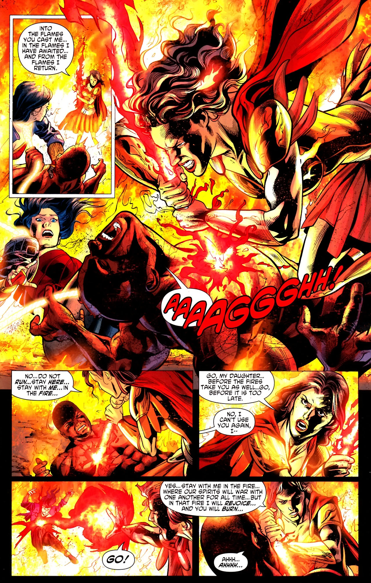 Read online Wonder Woman (2006) comic -  Issue #604 - 14