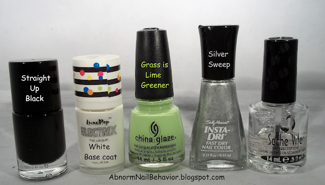 China-glaze-green-nail-polish