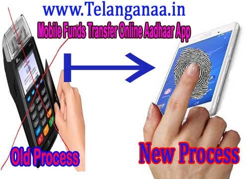 Aadhaar Mobile Money Transaction App Launched Download