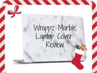 MY NEW WRAPPZ LAPTOP SKIN REVIEW & DISCOUNT CODE!!!