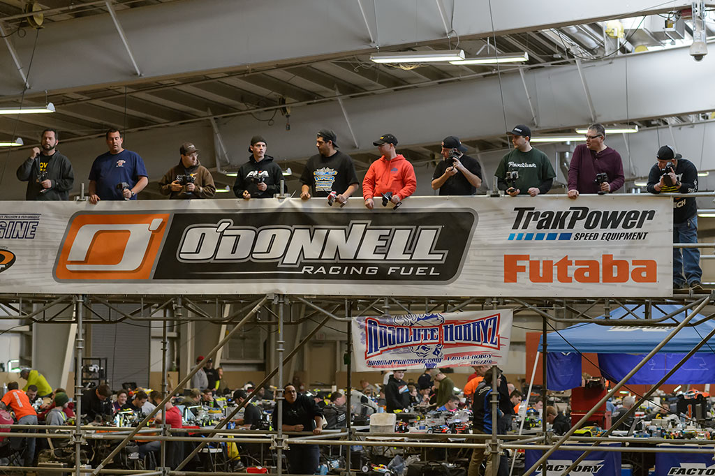 RC Racing at Motorama Events