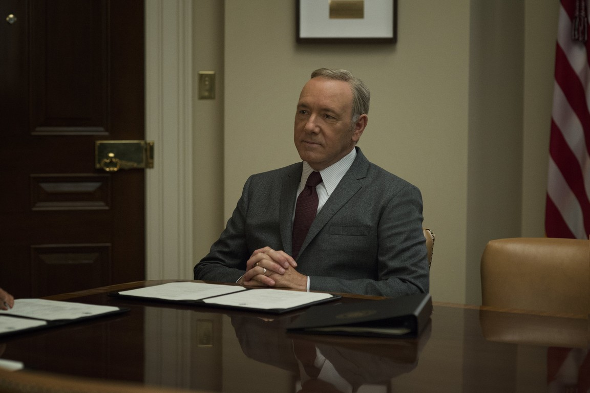 House Of Cards - Season 4 Episode 2: Chapter 41