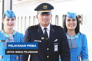 Info Lowongan Kerja PT Kereta Api Indonesia (PT. KAI) 2017