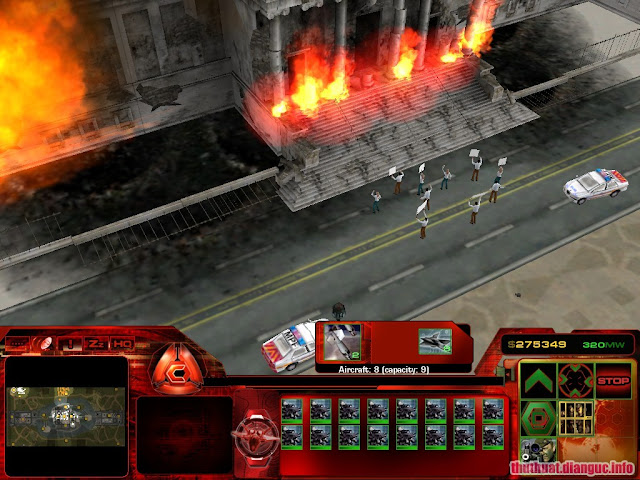 Download Game Act of War: Direct Action Full crack